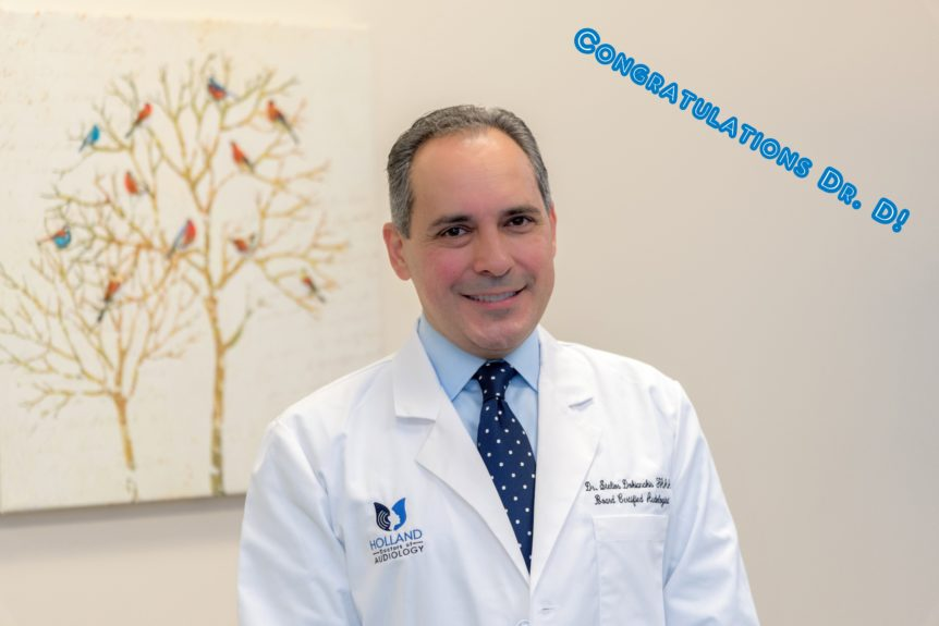 Audiologist Dr. Dokianakis Selected for American Academy of Audiology
