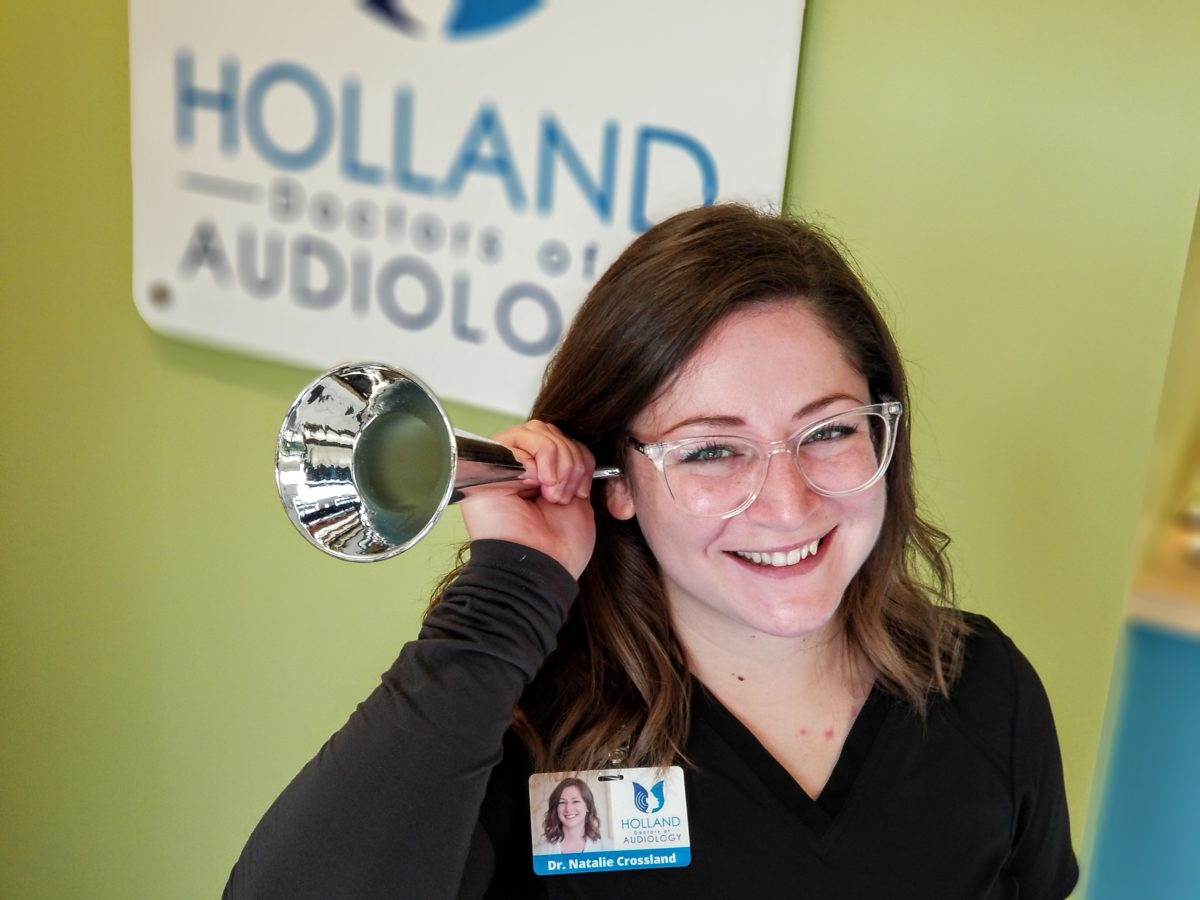 Doctor of Audiology Tinnitus Holland MI